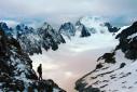 Corso aspiranti guida alpina 2013 - 2014: esame alta montagna
