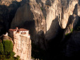 Meteora climbing at risk in Greece