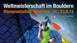 Bouldering World Championships 2014 kicks off in Munich tomorrow
