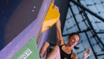 Juliane Wurm announces partial retirement from climbing competitions