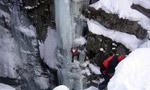 Cascate di ghiaccio: si apre la stagione