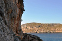 Kalymnos, climbing on the island of Neverland