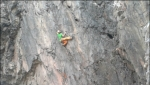 Neil Mawson makes first ascent of Choronzon E10 7a in Wales