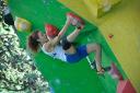 Giorgia Tesio Campionessa Europea Boulder