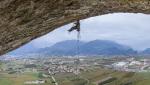 Monte Brione, Arco: la via Giopia. Di Paolo Calzà