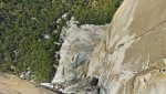 Jorg Verhoeven ripete in libera The Nose, Yosemite