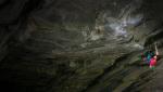 Silvio Reffo climbs Underground at Arco
