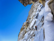 Hagshu North Face first ascent by Ales Cesen, Luka Lindic and Marko Prezelj