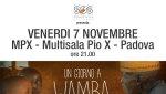Un giorno a Wamba - Padova première