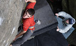 Alex Honnold climbing interview