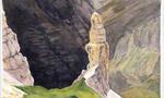 Riccarda de Eccher: la montagna, l'alpinismo e la pittura