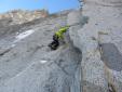 Nuove vie di ghiaccio e misto sul Monte Nero e Monte Bianco di Presanella