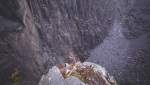 Steve McClure and Leah Crane on Meltdown at Dinorwig, Wales