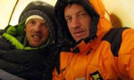 Denis Urubko, Simone Moro and the video of the first winter ascent of Makalu