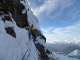 Wasserkopf, new Rieserferner mixed and ice climb by Gietl and Messini
