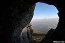 Stortoland, new drytooling crag at Monte Dolada
