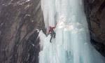 Ice climbing, 2 nuove colate nelle Gole di Gondo