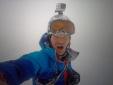 Markus Pucher solos Cerro Torre in raging storm