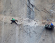 Dawn Wall frenzy reaches fever pitch as Caldwell and Jorgeson climb to new heights on El Capitan