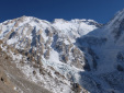 Nanga Parbat in winter, Tomasz Mackiewicz and Elisabeth Revol return to Base Camp after reaching 7800m