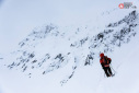Swatch Freeride World Tour by The North Face: competition stopped for safety reasons