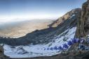 Valery Rozov Kilimanjaro BASE jump