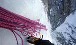 Ice climbing: 2a ripetizione di Alice, alle Gole di Gondo