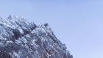 Greg Boswell climbs Banana Wall in Scotland
