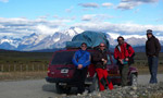 I 40 ruggenti e 'Osa, ma non troppo', Cerro Cota 2000 (Paine, Patagonia)