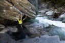 Michael Piccolruaz adds 8C boulder problem to Magic Wood