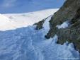 Monte Foscagno, nuova via di misto di Eraldo Meraldi e Stefano Bedognè