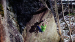 Jakob Schubert da 8C boulder