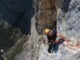 Arrampicata sul Monte Brento: L'aspettativa dei mondi superiori... la perla di Heinz Grill