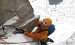 Scotland winter climbing update