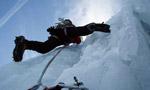 Super Stridente, ghiaccio di cascata a fine stagione nelle Giulie