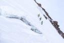 XX Mezzalama - la vittoria sul difficile meteo del Monte Rosa
