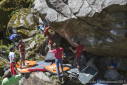 Melloblocco 2015 - day 4, the grand finale and free bouldering spirit