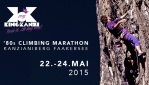 King of Kanzi Climbing Festival in Austria con Steve House, Angelika Rainer e Sean Villanueva