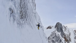 Hansjörg Auer and Much Mayr claim unclimbed Mt. Reaper in Alaska