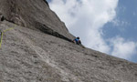 Flashback Melloblocco 2008, a day climbing Luna Nascente