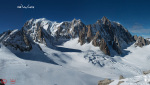 Mont Blanc and the world's highest resolution panorama photo