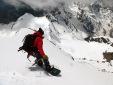 Grand Combin de Grafenière snowboarding trilogy