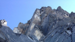 Simon Gietl and Roger Schäli climb NE Ridge of Devil's Paw North Tower in Alaska