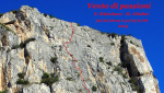 Vento di passioni, new rock climb on Monte Colodri