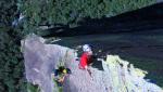 Iranians climb new Tsaranoro big wall in Madagascar