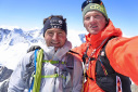 #82SUMMITS, Ueli Steck continues, Michael Wohlleben stops