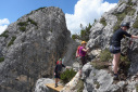 Ra Bujela and Via ferrata Maria e Andrea Ferrari, the new Dolomites via ferrata