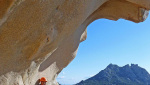 Sardinia Torri di San Pantaleo, two new rock climbs on Punta Balbacanu