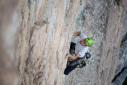Giallomania, nuova via per Alessio Roverato e Angela Carraro sul Monte Spitz