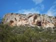 Gerovraxo, new crag at Leonidio in Greece